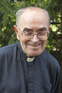 Elhunyt Halász Lajos atya