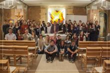 Adventi ifjúsági virrasztás