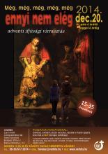Adventi ifjúsági virrasztás 2014