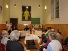 Az egri missziós imaközösség 10 éves jubileumot ünnepelt