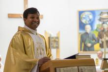 Beiktatták az Isteni Ige Társasága magyarországi rendtartományának új tartományfőnökét