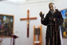 ?Már ötven éve a mennyben?- nagyböjti lelkigyakorlat Szent Pió Atyával