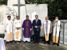 Magyar verbiták örökségének nyomában a Fülöp-szigeteken