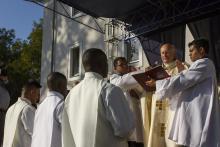 Az örömhír hirdetõi vagytok a világ számára ? Missziós ünnep és diakónusszentelés Budapesten