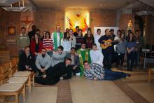Missziós ifjúsági hétvége a verbitáknál - 2015