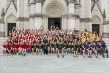Missziós Ifjúsági Tábor 2014 július
