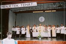 I. Világmisszió Országos Ünnepe - 2002